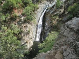 Vathres Founias River